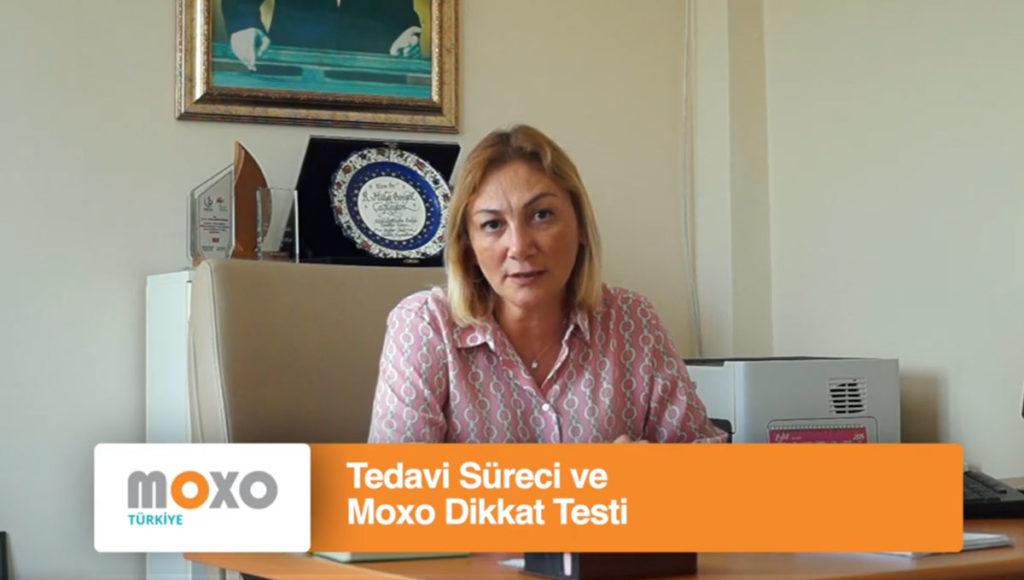 Tedavi Süreci ve Moxo Dikkat Testi <br/>Uzman Dr. Hülya Bingöl Çağlayan <br/>Çocuk ve Ergen Psikiyatristi